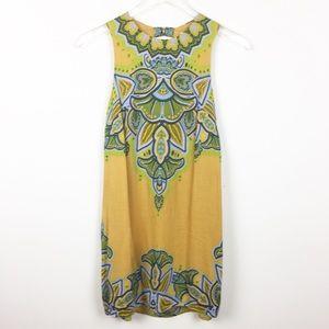 Ecotè | UO Guinevere Open Back Boho Frock Dress
